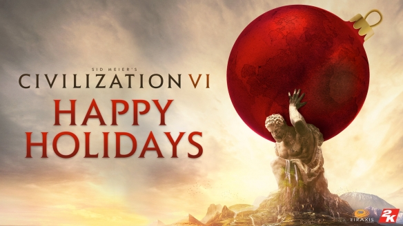 索尼分享各游戏厂商年末节日贺卡 回顾难忘的一年