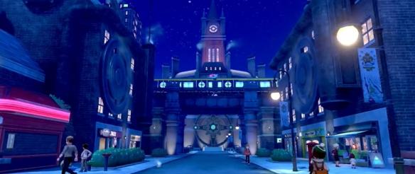 《宝可梦:剑/盾》曝全新宣传片 伽勒尔地区风光展示