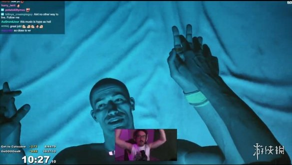 《赛博朋克2077》奇葩速通:开局10多分钟就上床了!