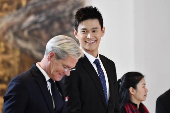 瑞士最高法院撤销孙杨禁赛8年裁决 将有望参加奥运会