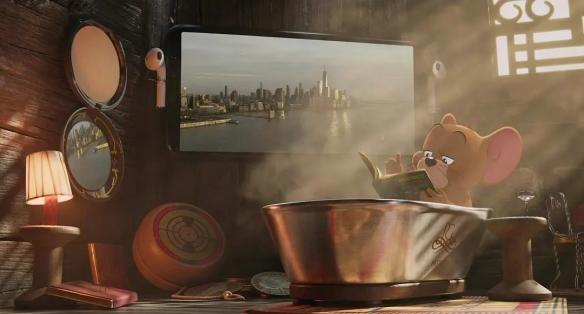 真人版《猫和老鼠》曝新海报 汤姆/杰瑞携手走纽约!