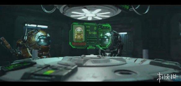 《在我们之中》3D写实短片惊悚发布 内鬼竟是外星种族