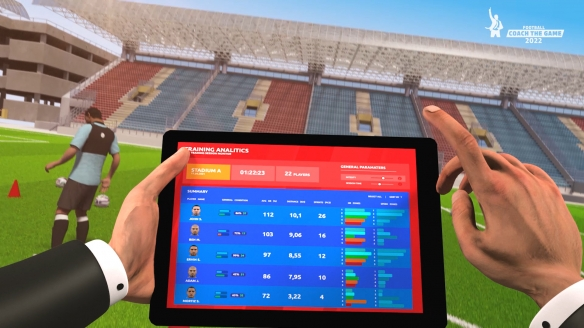 足球经理模拟游戏《足球教练2022》游侠专题站上线
