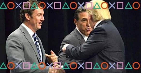 美国前议员用竞选资金玩游戏被定罪 一年后被川普赦免