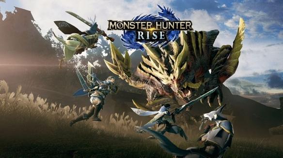 《怪物猎人:崛起》新演示 凶猛大型食人鱼凶悍无比