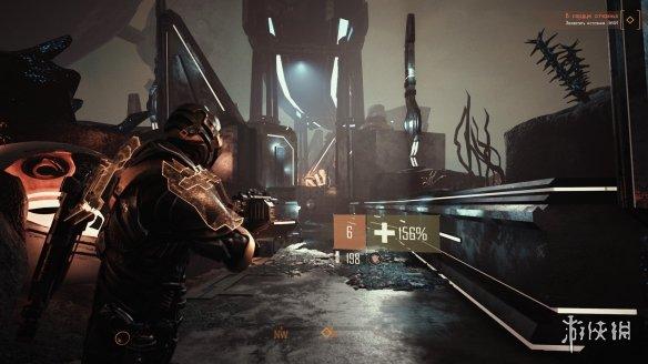 科幻射击《橙色卡司》Steam免费试玩!1月22日发售