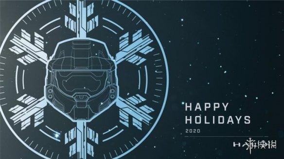 游戏发行商 工作室发圣诞贺图与玩家同庆圣诞节!