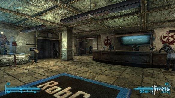 《辐射:新维加斯》大型mod!新故事以及载具系统等