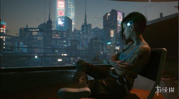 《2077》DLC预热视频!银手和朱迪出镜 明年初发布