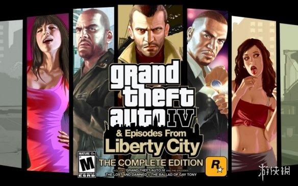 《GTA4》PS5版短暂上架亚马逊 支持4K分辨率与全DLC