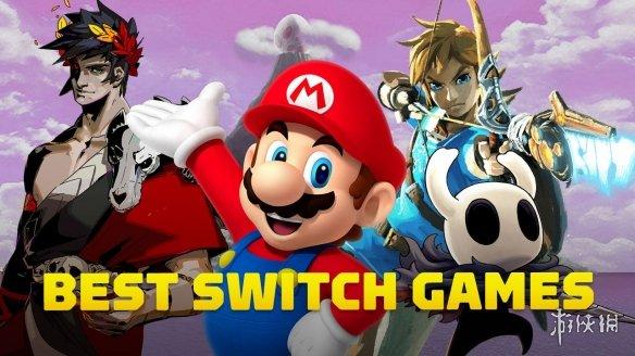IGN评选Switch最佳游戏TOP25 《塞尔达》天下第一!
