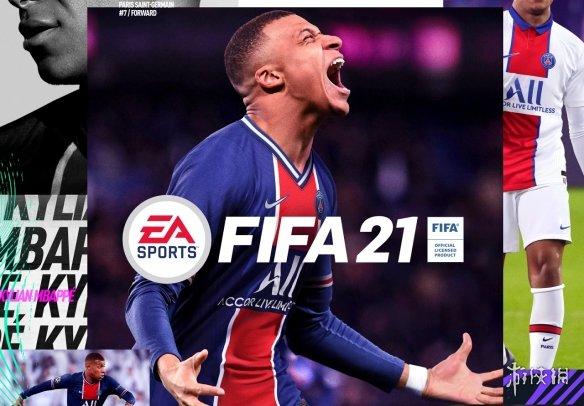 英国周销榜:《FIFA21》夺冠!《2077》排名继续下滑