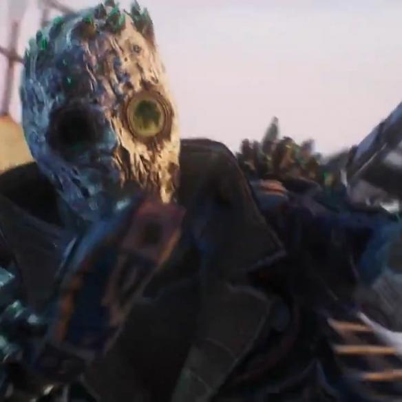 《先驱者》曝全新宣传片 在外星球杀出血路寻求生路