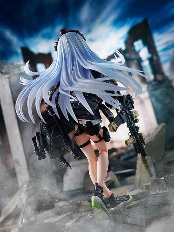 《少女前线》416 MOD3手办赏 重伤小姐姐衣衫不整