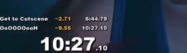 这帮追求速度的玩家,游戏中和NPC滚床单也是最快的