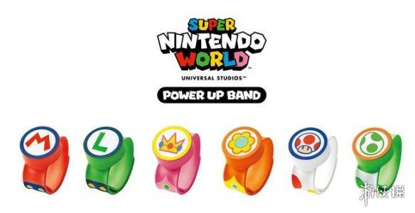 超级任天堂世界手环可作为Amiibo使用 解锁游戏内容