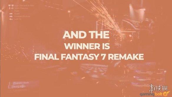 """《FF7重制版》获""""年度RPG""""!《原神》也获提名"""