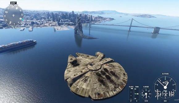 《微软飞行模拟》MOD给力!Xbox老大关注MOD社区