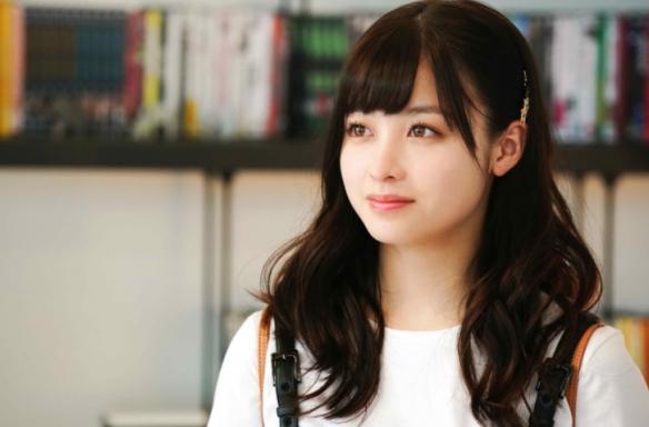 桥本环奈正月3天出演267个广告 登顶日本艺人榜首