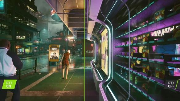 《赛博2077》RTX光追新预告 绚丽夜之城魅力无限!