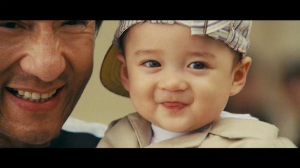 《宝贝计划》小宝宝扮演者蔡志强长大了!近照曝光