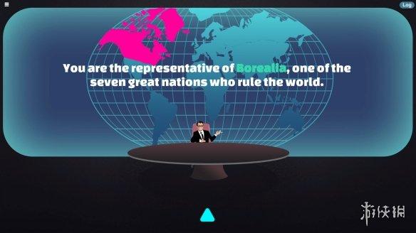 架空世界策略类政治模拟游戏《末日审判室》专题上线