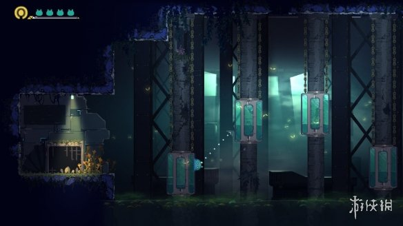 像素风格解谜游戏《细胞迷途》半价促销 仅售25元