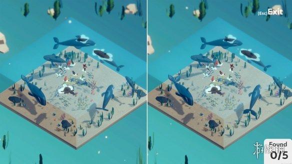 3D找不同游戏《Tiny Lands》上架Steam 支持简中
