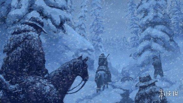 《荒野大镖客2》概念图泄露 亚瑟摩根早期设计曝光
