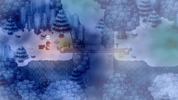 温馨像素动作冒险游戏《旁边的故事》专题上线