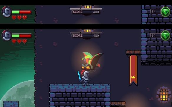 2D平台砍杀动作游戏《城堡掠夺者》专题上线