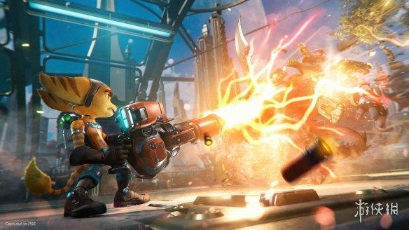 《瑞奇与叮当:裂痕》创意总监:PS5改变了开发方式