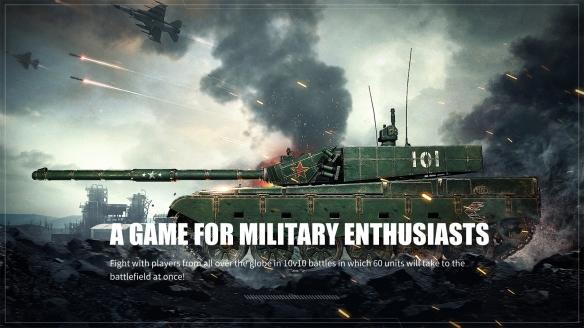 军事迷看过来!《烈火战马》今日开启Steam抢先体验