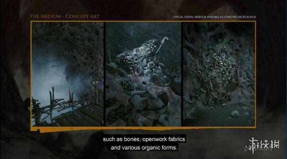次世代恐怖《灵媒》预告!恐怖氛围与艺术风格介绍