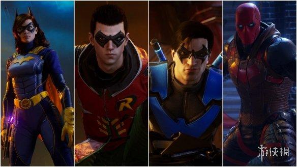 《哥谭骑士》新情报:战斗玩法专为双人合作重新设计