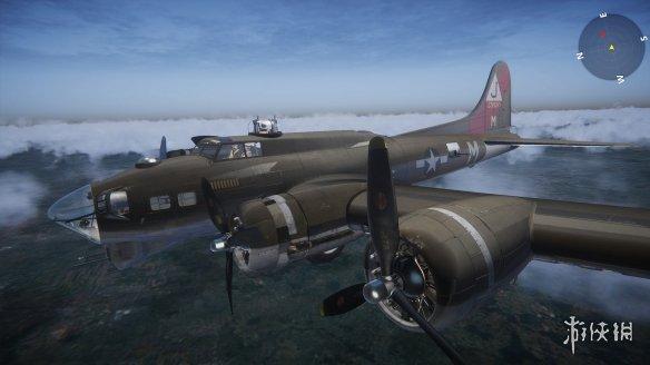 轰炸机模拟游戏《B-17中队》上架Steam 预告片发布!