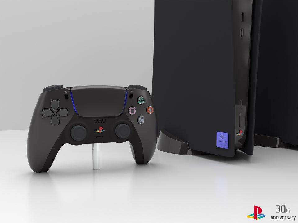 可定制黑色PS5主机的网站已取消订单:收到了威胁