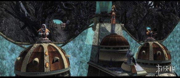 加了300多mod的《上古卷轴3》!02年老游戏极致蜕变
