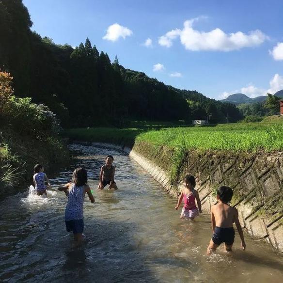 无数人的理想生活莫过于此!日本一家五口在乡村安家
