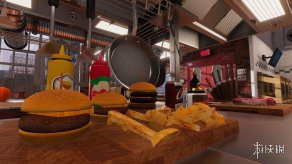 厨房黑洞模拟器!《料理模拟器》Steam平史低特惠