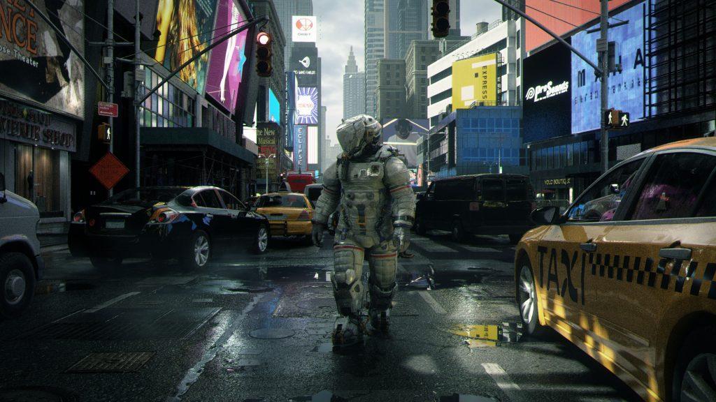 Capcom次世代科幻新作《Pragmata》跳票到2023年!