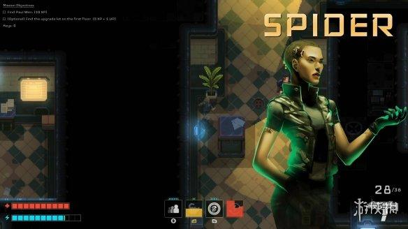 赛博朋克风ARPG游戏《Disjunction》1月28日发售!
