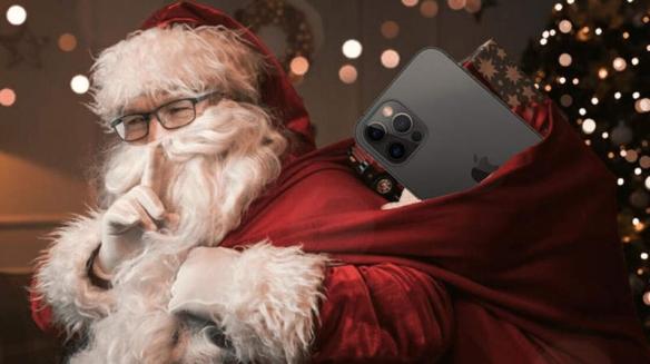 圣诞节当天被启动的新手机TOP 10 苹果占9个排名!