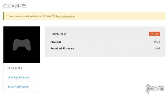 《杀手3》Xbox预载开启!游戏容量60G 首日补丁16G