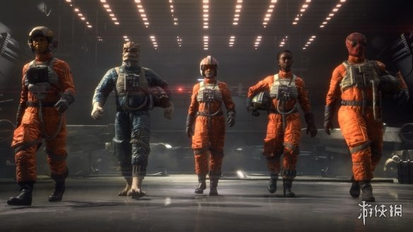 Lucasfilm Games品牌回归!预告片展示《星战》游戏