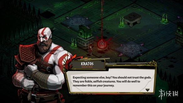 玩家将《战神4》和《哈迪斯》融合!奎爷降临冥府
