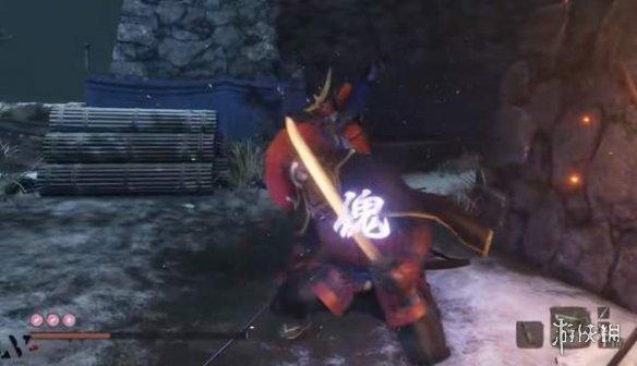 """《只狼:影逝二度》新MOD""""假面骑士铠武""""演示!"""