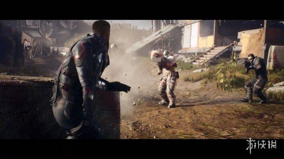 英伟达发布RTX游戏预告片 展示多款大作炸裂游戏画面