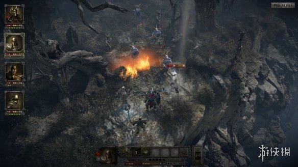 策略RPG《亚瑟王:骑士传说》将于1月26日登陆Steam