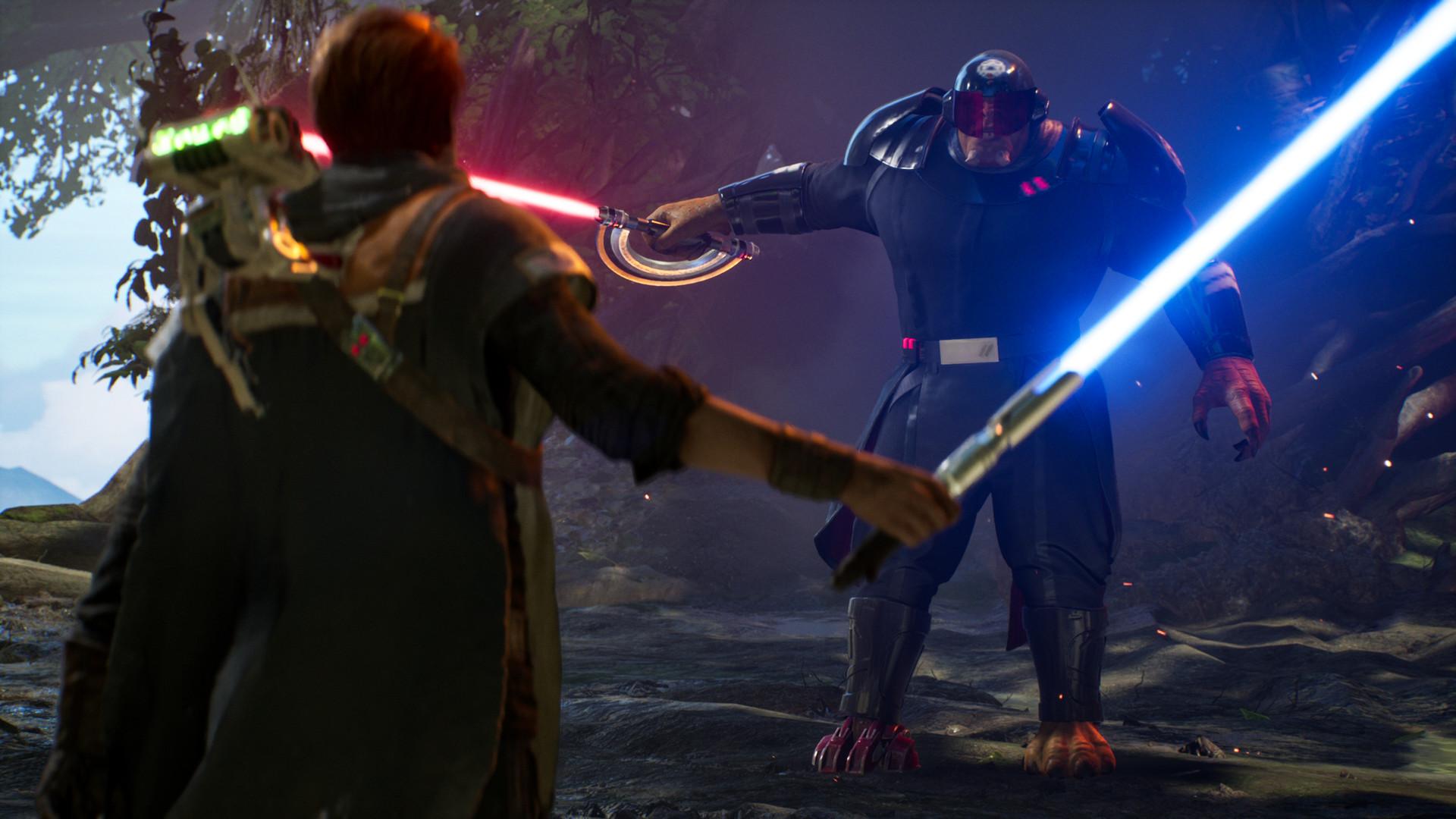 《星球大战:陨落的武士团》次世代补丁:支持60帧!